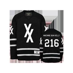 XX Hockey Jersey (Black)