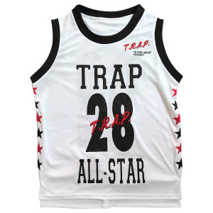 TRAP All Stars Jersey [White]