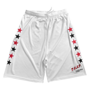 TRAP All Stars Shorts [White]