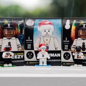 Jeezy Minifigures & TM104 Digital Download