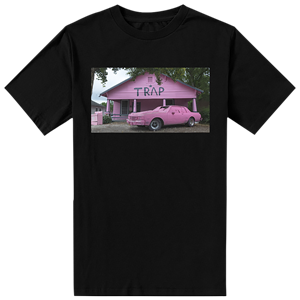 2 Chainz Pink Trap House T-Shirt