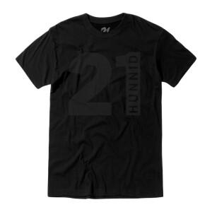 21 Hunnid Black on Black T-Shirt