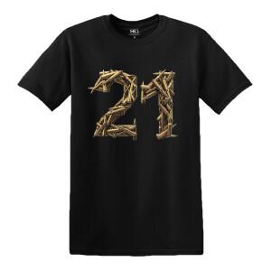 21 Bullets Tour T-Shirt