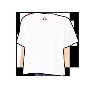 Poppy Cropped T-Shirt