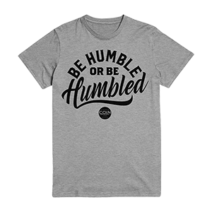 Humble T-Shirt [Heather Gray]