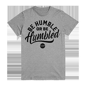 Humble T-Shirt [Heather Gray]