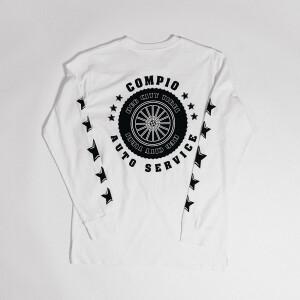 Hub City Long Sleeve T-Shirt