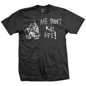 Sean Price - Ape Don't Kill Ape T-Shirt [Black]