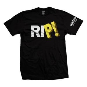 Sean Price - R.I.P! T-Shirt [Black]