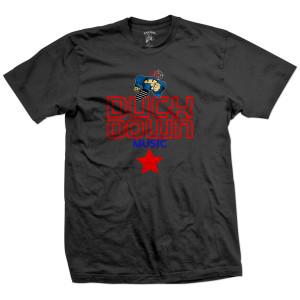 Duck Down Music All Star T-Shirt [Black]