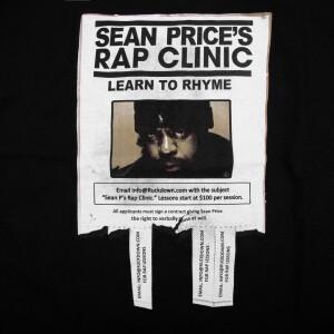 Sean Price Rap Clinic T-Shirt