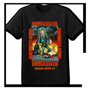 Worldwide Invasion T-Shirt