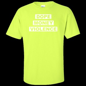 DMV Tee [Safety Green]