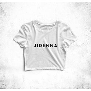 Jidenna Crop Top