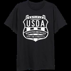 Certified USDA T-Shirt