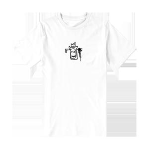 Logo T-shirt [White]