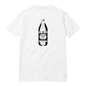 Craft 40 oz. T-Shirt [White]