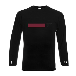 City On Fire Long Sleeve Tee
