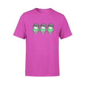Binge Head T-Shirt (Pink)