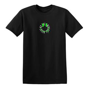 Smiley Face T-Shirt [Black] + Album Bundle
