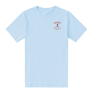 Trap House, LLC Tyson T-Shirt [Light Blue]