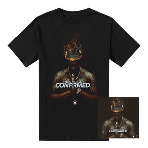 Confirmed Tee + Album Bundle