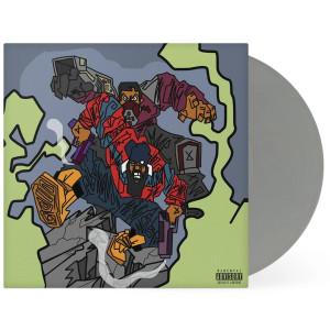 Sean Price & Illa Ghee - Metal Detectors (Silver Vinyl LP)