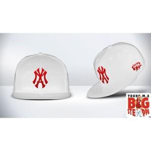 "YMA x Since1982 Logo Snapback Hat & ""Big Steppa"" Digital Download"