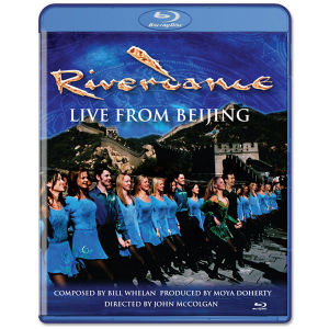Riverdance: Live from Beijing Blu-ray Disc