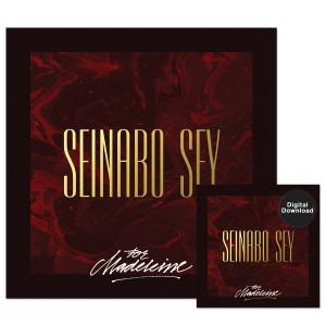 Seinabo Sey - For Madeleine EP CD + Download Bundle