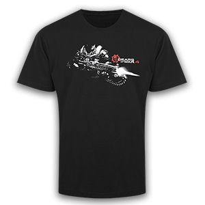 Gears of War 4 White Reveal T-Shirt