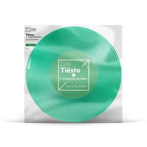 "Tiësto Clublife 5 China 'Carry You Home' Single - 7"" Vinyl"
