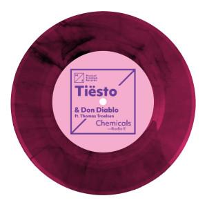 Tiësto & DonDiabloft. Thomas Troelsen - 'Chemicals'