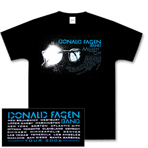 Black Glasses T
