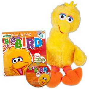 Bopping with Big Bird Bundle