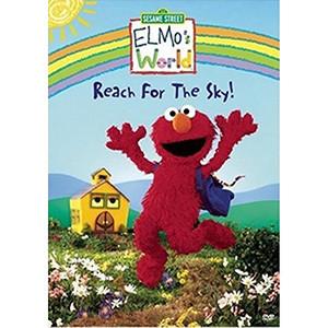Elmo's World: Reach for the Sky DVD