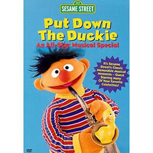 Put Down Duckie All Star Music DVD