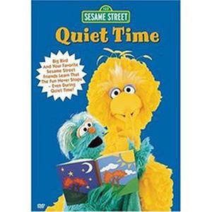 Quiet Time DVD