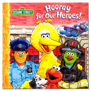 Hooray for our Heroes! Book