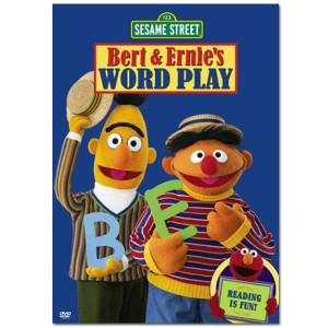 Bert & Ernie's Word Play DVD