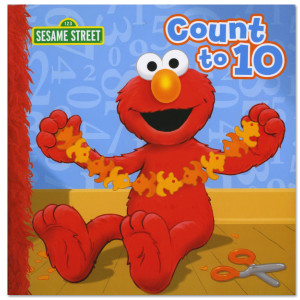 Count To Ten Book