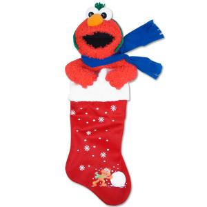 Elmo Plush Stocking
