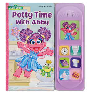 Potty Time With Abby Book