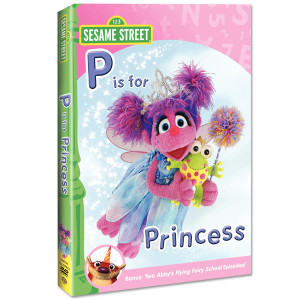 Abby & Friends: P is for Princess DVD
