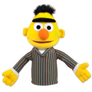 Bert Hand Puppet