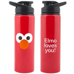 Elmo Stainless Steel Water Bottle