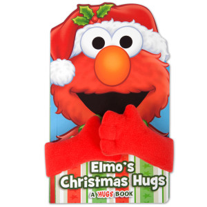 Elmo's Christmas Hugs Book