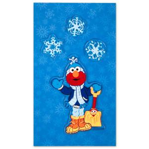 Sesame Street Elmo Window Cling
