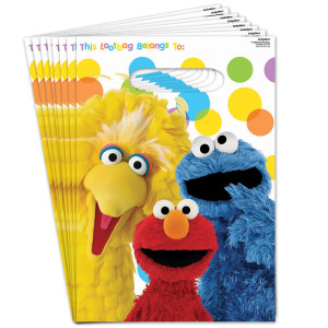 Elmos Party Loot Bags