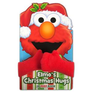Elmo's Christmas Hugs Book
